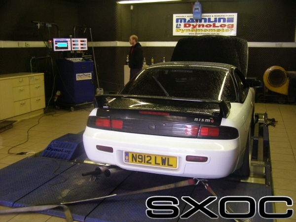 S14a hits the rollers