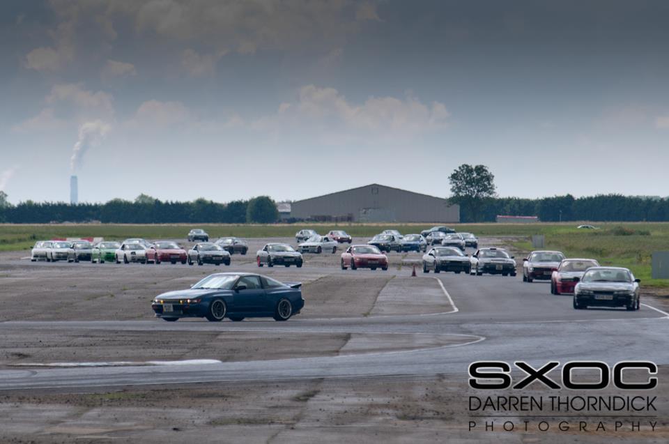 SXOC on parade!