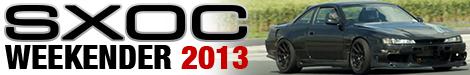 SXOC Weekender 2013