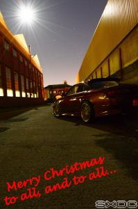 SXOC Christmas Card 2013